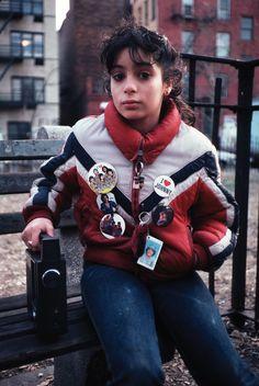 """Arlene Gottfried: """"Nuyorican"""" Retrospective"""