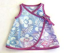 Baby's Batik Dress  n