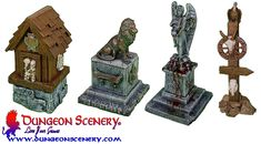 Shop powered by PrestaShop Dnd Mini, D Craft, Dungeons And Dragons, Decoration, Tabletop, Statues, Board Games, Markers, Scenery
