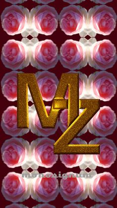 @monosignum is proudly to #present your #MZ_03 #monogram as a #wallpaper for your #iPHONE #5 for #free
