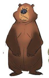Zootopia Concept Bear