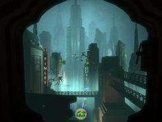 Video Game Art Styles