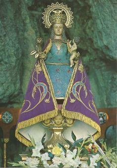Nuestra Señora de Covadonga (Asturias). LVA-40