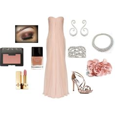 Pink Dream, created by aflick87 on Polyvore
