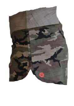 WODLIFE Metcon Shorts - Kettle Bells Camo