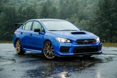 The WRX STI Type RA isn't for everyone, but those who want it won't be disappointed. Wrx Sti, Impreza, Good Looking Cars, Tuner Cars, Subaru Wrx, Honda Civic, Cars And Motorcycles, Porn, Type