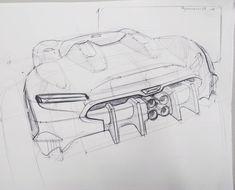 #sketch #design #automotive #cardesign