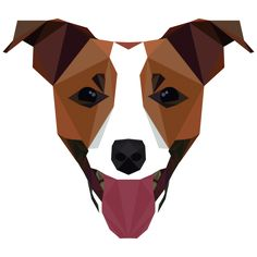 Dog. Mat Mabe. Animal Alphabet.