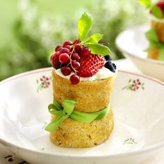 Hindbærruller - Opskrifter
