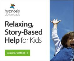 Relaxing, Story-Based Help for Children Using Hypnosis.  For more information visit http://ChildrensHypnosis.hypnomart.com.  Over 800 Hypnosis MP3 Downloads and Hypnosis Scripts at HypnoMart.com