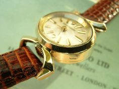 Ladies Jaeger LeCoultre Watch For Sale UK | Vintage Watches