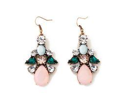 JOOLIM Đồ Trang Sức Bán Buôn/2014 Đẹp Hoa Bông Tai Stud Thiết Kế Earring Charm Earring Chất Lượng Tốt