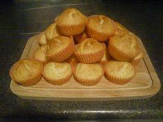 Blondynka Gotuje: Muffinki cytrynowe -przepis podstawowy