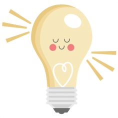 (Daily FREEBIE) Happy Lightbulb - Available for FREE today only, Jan 14