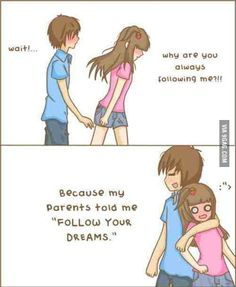 Top 30 love quotes with pictures. Inspirational quotes about love which might inspire you on relationship. Cute love quotes for him/her Cute Couple Comics, Couples Comics, Cute Love Quotes, Cute Relationship Goals, Cute Relationships, Beauty Family, Image Couple, Cute Stories, Cute Anime Couples