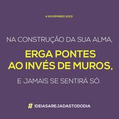 04/11/2013 #ideiasarejadastododia