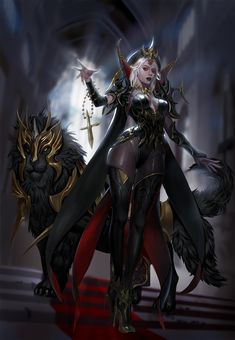 Fantasy Female Warrior, Fantasy Rpg, Medieval Fantasy, Dark Fantasy Art, Female Art, Fantasy Art Women, Beautiful Fantasy Art, Fantasy Girl, Female Character Design
