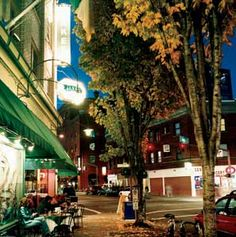 Jake's Famous Crawfish Restaurant, in the Pearl District. // repinned by jillscheintal.com/ MRealty, Portland Oregon