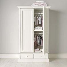 Classic Small Wardrobe | The White Company