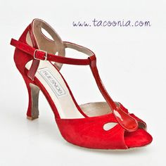 Elegant and comfortable latin, tango, ballroom, wedding and salsa dance shoes, beautifully made with best quality leather. Luxury dance shoes by Tacoonia. www.tacoonia.com