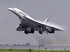 The Concorde made its first supersonic passenger flight 40 years ago — here's…