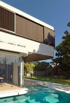 The Pool House, Randwick, 2013 - Luigi Rosselli Architects