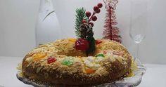 Roscón de Reyes artesanal 100%