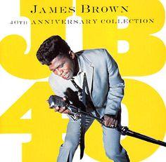 James Brown : JB40 – James Brown 40th Anniversary Collection (CD ...