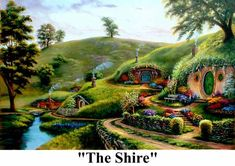 The shire | The Shire | Jeremiah Was A Bullfrog... Now He's Eastern Orthodox?