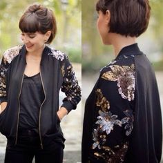 Love this classy jacket!