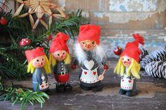 Swedish Christmas Gnome home decor Elf's Christmas