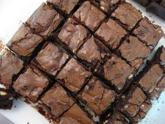 Thermomix brownies Bec's Table