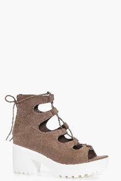 boohoo Lace Up Cleated Sandal - mocha CZZ96697 Paige Lace Up Cleated Sandal - mocha http://www.MightGet.com/january-2017-13/boohoo-lace-up-cleated-sandal--mocha-czz96697.asp