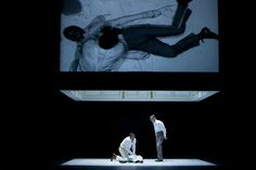 jan versweyveld projection and live action Stage Set Design, Set Design Theatre, Theater, Theatre Stage, Projection Installation, Bühnen Design, Scenography Theatre, Contemporary Theatre, Design Research