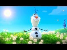 Die Eiskönigin - Völlig Unverfroren (Disney) - Hape Kerkeling über Umarmungen und Olaf | HD