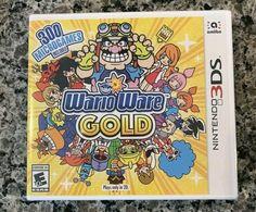 e0d327b44 WarioWare Gold (Nintendo 3DS, 2018) Sealed #nintendoswitch #nintendo  #switch Super