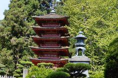 Japanese Tea Garden San Francisco Travel
