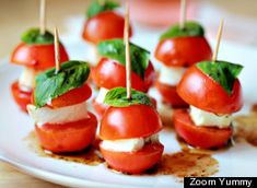 Party Food: 18 Antipasti Ideas For A Crowd 08.22.2012 Just imagine. All you do is put together a platter of store-bought ingredients and pre...