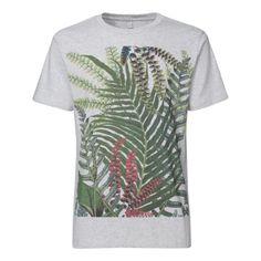 Jungle T-Shirt melange grey