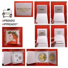 DANTEDì: IL LAPBOOK DI DANTE E LA DIVINA COMMEDIA Commedia, Interactive Notebooks, Mini Books, Magazine Rack, Storage, School, Home Decor, Purse Storage, Decoration Home