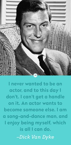 Love love love. Such a gem of a man // Dick Van Dyke – actor, comedian, writer, singer, dancer, and producer