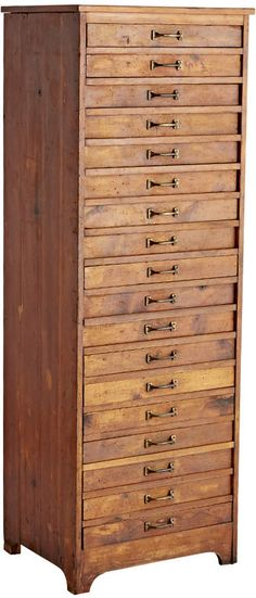 16 best flat file cabinet images drawers antique furniture rh pinterest com