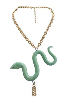 Serpentine Necklace