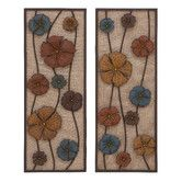 Found it at Wayfair - Wall Panel in Urbane Finesse (Set of 2)