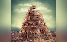 When corporate unity is bent on sinfulness, God has been known to foster differences which work to hinder. Tower Of Babel, Nova, Puzzle, Unity, Paper Board, Puzzles, Puzzle Games, Riddles
