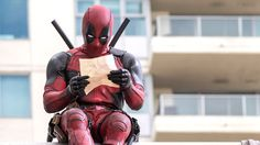 Marvel's R-rated superhero makes for unexpectedly joyful viewing. #deadpool #movies #superhero