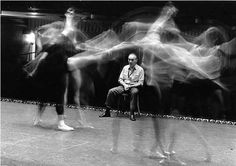 """""""Someone once said that dancers work just as hard as policeman, always alert, always tense. But i don't agree with that because policeman don't have to look beautiful at the same time."""" George Balanchine"""