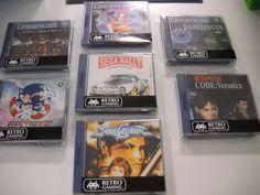 Quelques Classiques Dreamcast