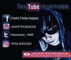 "Fredrik Axelsson on Twitter: ""Sociala Medier, #Subscribe  #Facebook #Photo #Youtubepartner  #Bilder #Coverphoto #Prenumerera  #Photograper #Youtube #Fallow https://t.co/PNJbCxb9bp"""