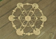 A comprehensive showcase of the magnificent beauty and complexity of crop circles. Their origin remains a mystery for some, but their beauty is undeniable.
